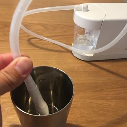 オススメ 電動鼻吸い器 S-80